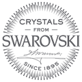 Swarovski crystals Seal